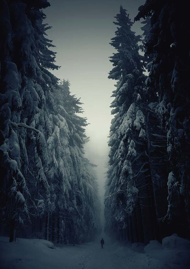 Χειμωνιάτικα τοπία (2)