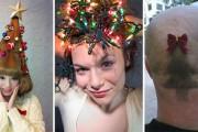 Χριστουγεννιάτικα χτενίσματα για «ξεχωριστές» εμφανίσεις (1)