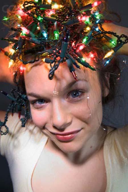 Χριστουγεννιάτικα χτενίσματα για «ξεχωριστές» εμφανίσεις (4)