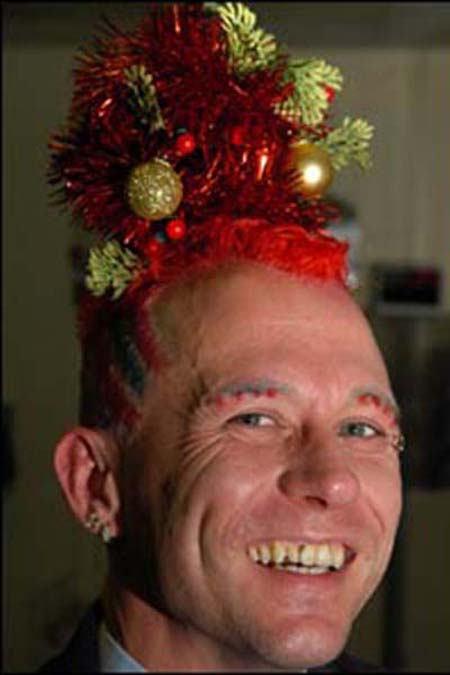 Χριστουγεννιάτικα χτενίσματα για «ξεχωριστές» εμφανίσεις (14)