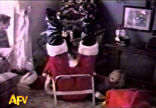 Χριστουγεννιάτικες καταστροφές