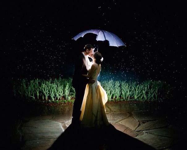 Ζευγάρια που μετέτρεψαν τον άσχημο καιρό σε υπέροχες γαμήλιες φωτογραφίες (1)