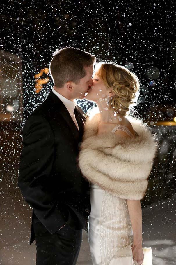 Ζευγάρια που μετέτρεψαν τον άσχημο καιρό σε υπέροχες γαμήλιες φωτογραφίες (2)