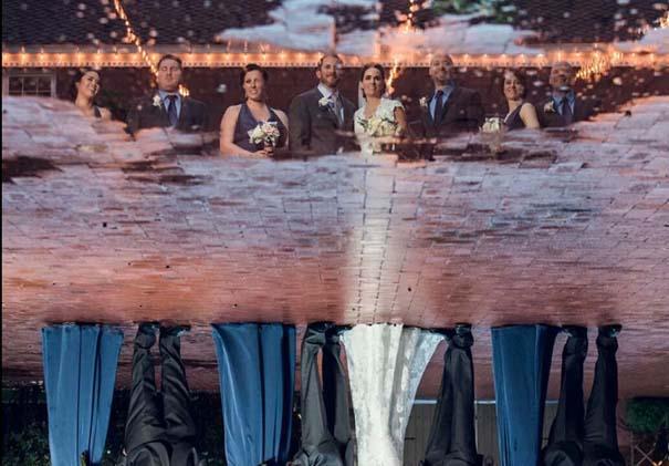 Ζευγάρια που μετέτρεψαν τον άσχημο καιρό σε υπέροχες γαμήλιες φωτογραφίες (9)