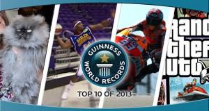 Τα 10 κορυφαία ρεκόρ Guinness του 2013 (Video)