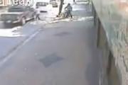 Δύο κλέφτες με μοτοσυκλέτα τα έβαλαν με τον λάθος άνθρωπο