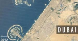Οι αλλαγές της Γης μέσα σε 28 χρόνια όπως φαίνονται από το διάστημα (Video)