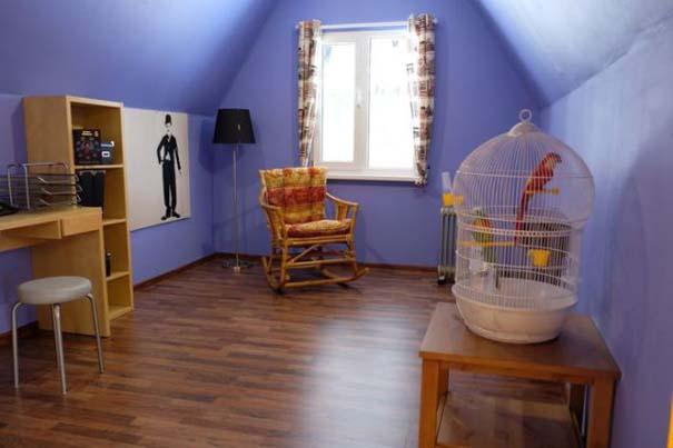 Ένα πραγματικά... αλλιώτικο σπίτι (2)