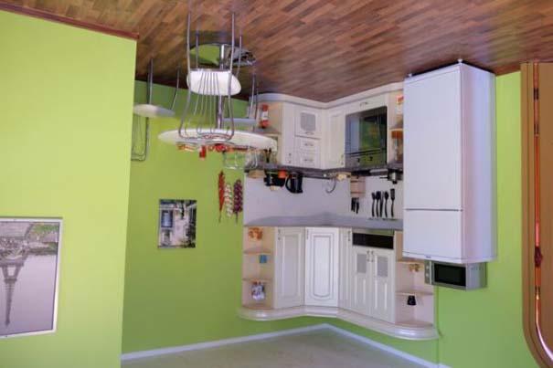 Ένα πραγματικά... αλλιώτικο σπίτι (8)