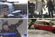 Άνθρωποι εναντίον... Χειμώνα!
