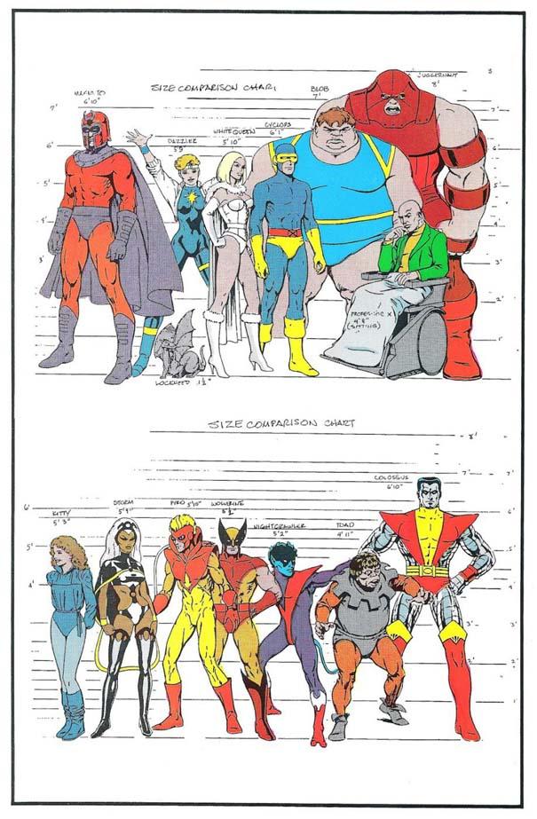 Αρχικά σχέδια διάσημων Cartoon (20)
