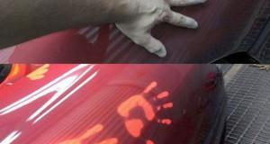 Το αυτοκίνητο που αλλάζει χρώμα ανάλογα με την θερμοκρασία (Video) #2