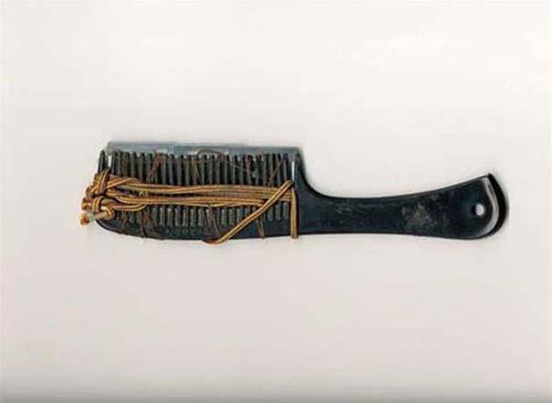 Αυτοσχέδια αντικείμενα από φυλακισμένους (2)
