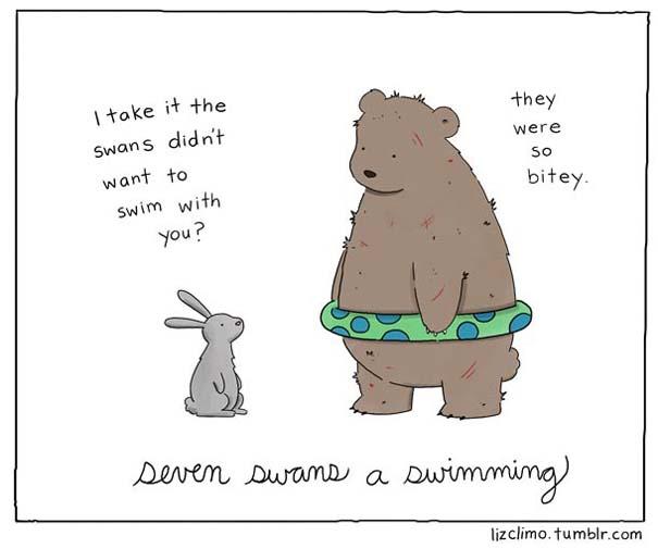 Διασκεδαστικά comics από την animator των Simpsons Liz Climo (30)