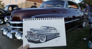 30+1 εκπληκτικά σκίτσα αυτοκινήτων