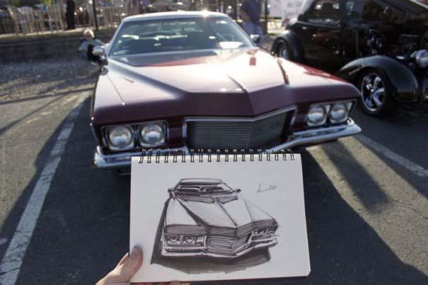 Εκπληκτικά σκίτσα αυτοκινήτων (21)