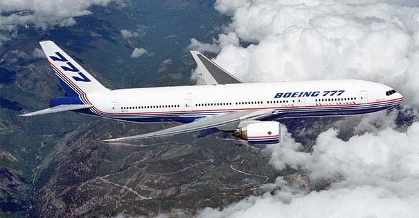Εκπληκτικής λεπτομέρειας ρεπλίκα ενός Boeing 777 σε κλίμακα 1:60 (1)