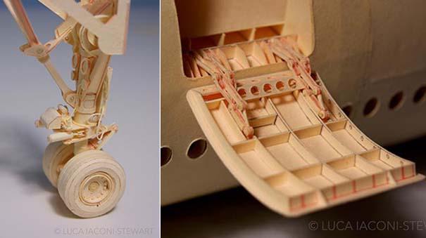 Εκπληκτικής λεπτομέρειας ρεπλίκα ενός Boeing 777 σε κλίμακα 1:60 (7)