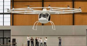 Καινοτόμο ηλεκτρικό ελικόπτερο με 18 έλικες (Video)