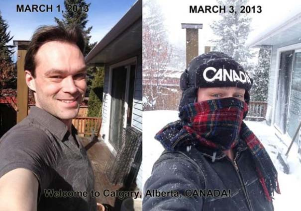 Εν τω μεταξύ, στον Καναδά... (6)