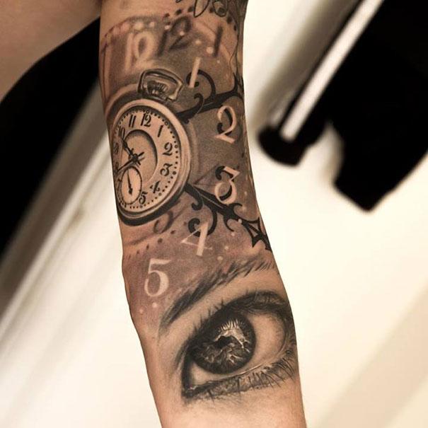 Εντυπωσιακά ρεαλιστικά τατουάζ από τον Niki Norberg (2)