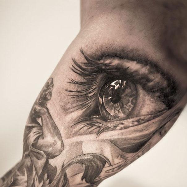 Εντυπωσιακά ρεαλιστικά τατουάζ από τον Niki Norberg (3)