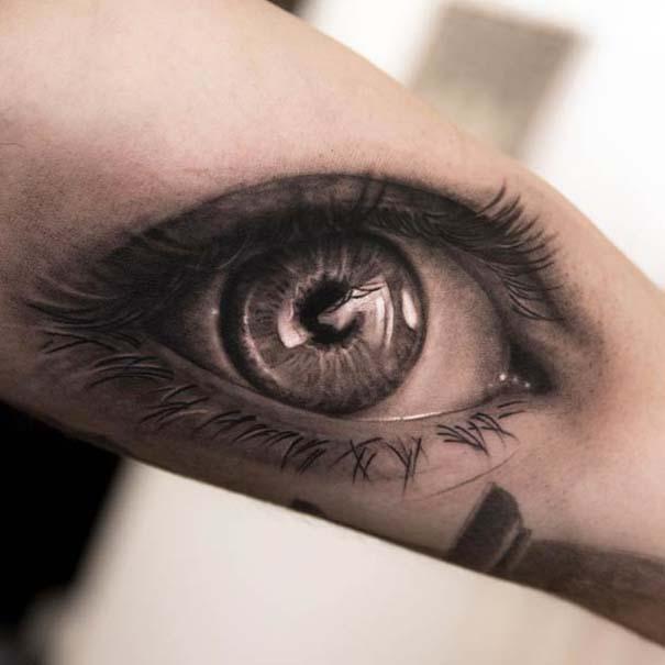 Εντυπωσιακά ρεαλιστικά τατουάζ από τον Niki Norberg (8)