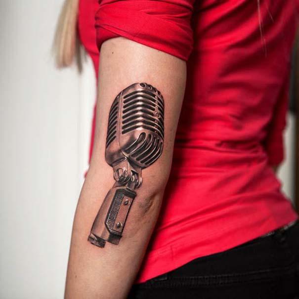 Εντυπωσιακά ρεαλιστικά τατουάζ από τον Niki Norberg (9)
