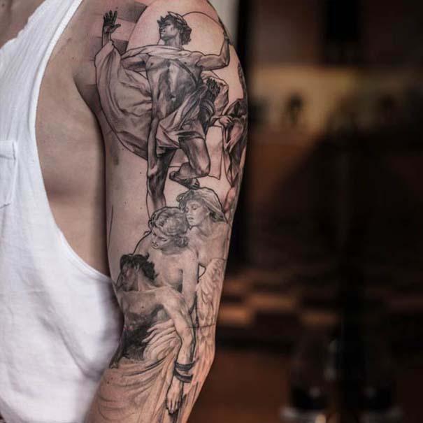 Εντυπωσιακά ρεαλιστικά τατουάζ από τον Niki Norberg (10)