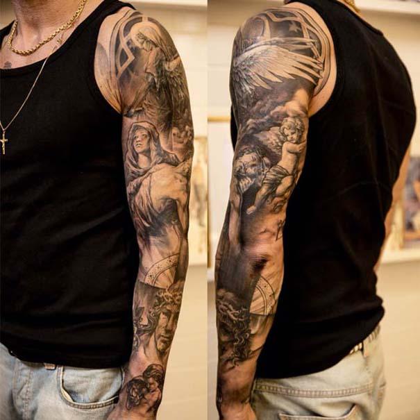 Εντυπωσιακά ρεαλιστικά τατουάζ από τον Niki Norberg (11)