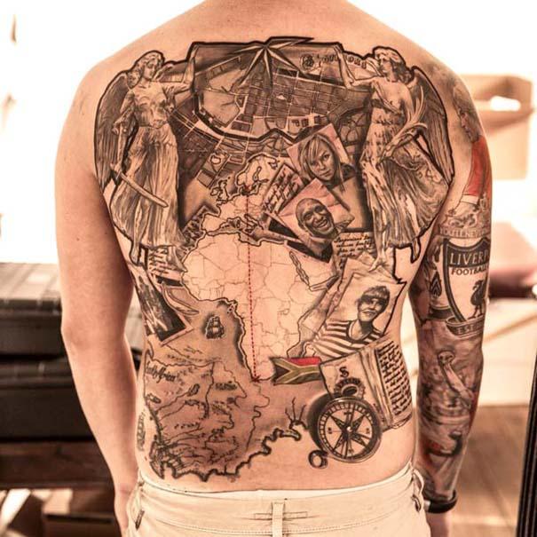 Εντυπωσιακά ρεαλιστικά τατουάζ από τον Niki Norberg (12)