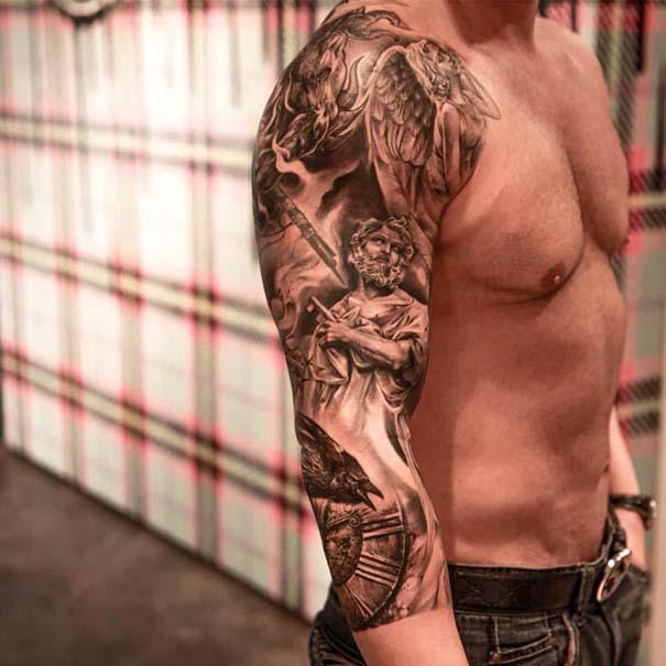 Εντυπωσιακά ρεαλιστικά τατουάζ από τον Niki Norberg (23)