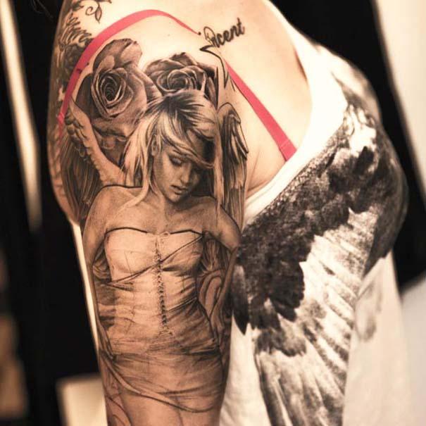 Εντυπωσιακά ρεαλιστικά τατουάζ από τον Niki Norberg (24)
