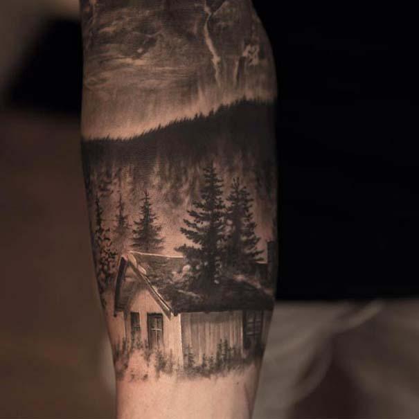 Εντυπωσιακά ρεαλιστικά τατουάζ από τον Niki Norberg (28)