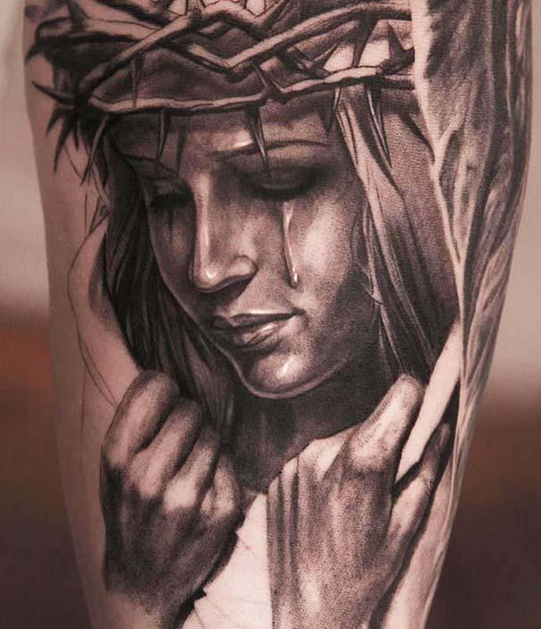 Εντυπωσιακά ρεαλιστικά τατουάζ από τον Niki Norberg (29)