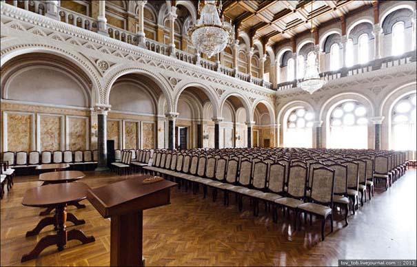 Το εντυπωσιακό πανεπιστήμιο του Chernivtsi στην Ουκρανία (10)