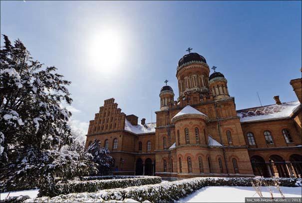 Το εντυπωσιακό πανεπιστήμιο του Chernivtsi στην Ουκρανία (17)