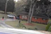 Έπιασε τη γυναίκα του στα πράσα και όρμηξε στο σπίτι τους με το αυτοκίνητο!
