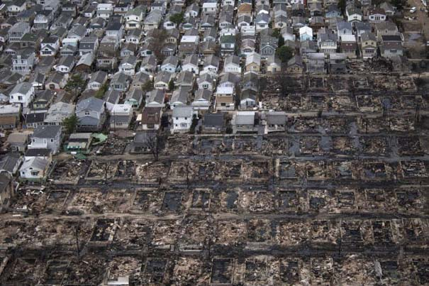 Συγκλονιστικές φωτογραφίες από καταστροφές μεγάλων διαστάσεων (11)