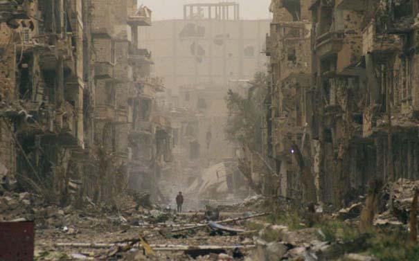 Συγκλονιστικές φωτογραφίες από καταστροφές μεγάλων διαστάσεων (18)