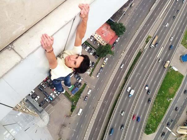 Φωτογραφίες από τρομακτικά ύψη που κόβουν την ανάσα (2)