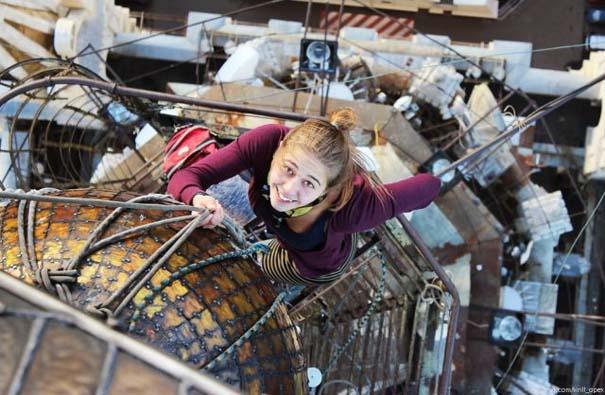 Φωτογραφίες από τρομακτικά ύψη που κόβουν την ανάσα (3)