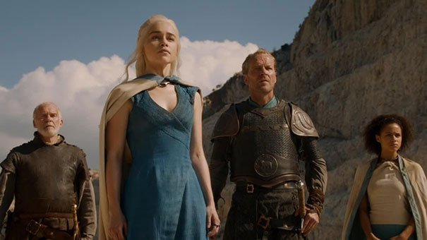 Game Of Thrones Season 4: Trailer