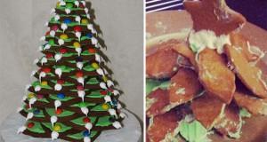 Όταν τα γιορτινά φουρνίσματα πάνε στραβά…