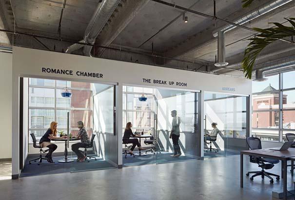 Γραφεία εταιρειών που μοιάζουν βγαλμένα από όνειρο (25)