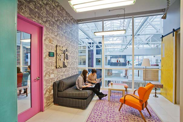 Γραφεία εταιρειών που μοιάζουν βγαλμένα από όνειρο (29)