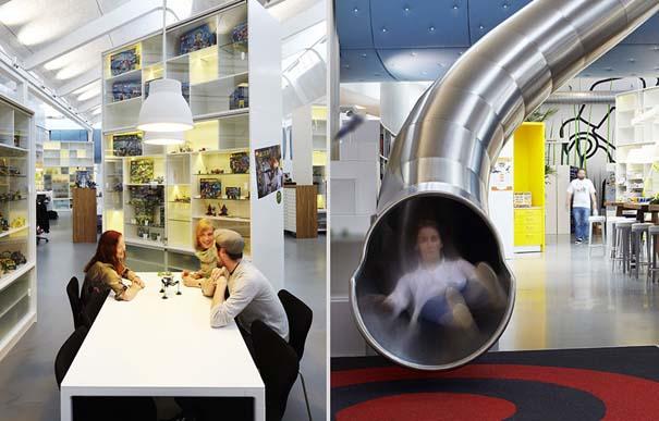 Γραφεία εταιρειών που μοιάζουν βγαλμένα από όνειρο (47)