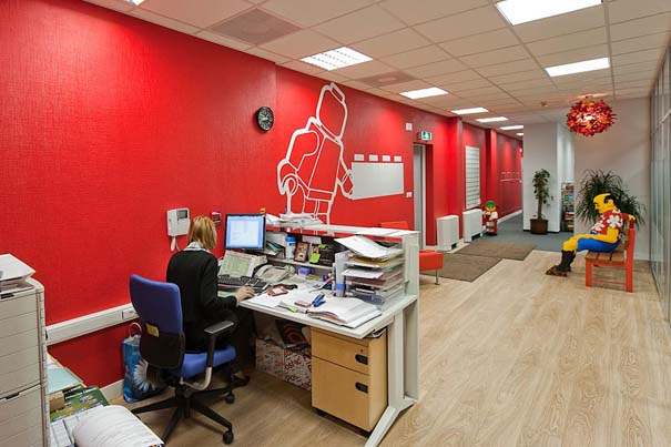 Γραφεία εταιρειών που μοιάζουν βγαλμένα από όνειρο (50)