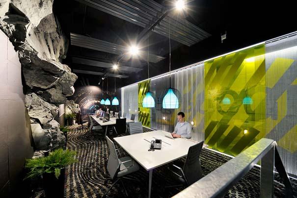 Γραφεία εταιρειών που μοιάζουν βγαλμένα από όνειρο (5)