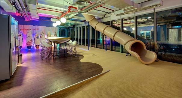 Γραφεία εταιρειών που μοιάζουν βγαλμένα από όνειρο (8)